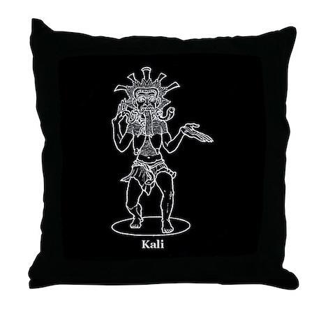 Kali - Throw Pillow