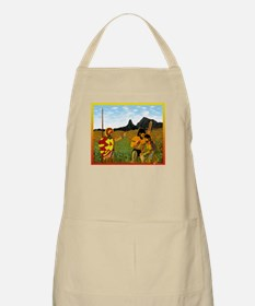 BBQ Apron, Defending Iao Valley