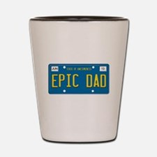 EPIC DAD Shot Glass