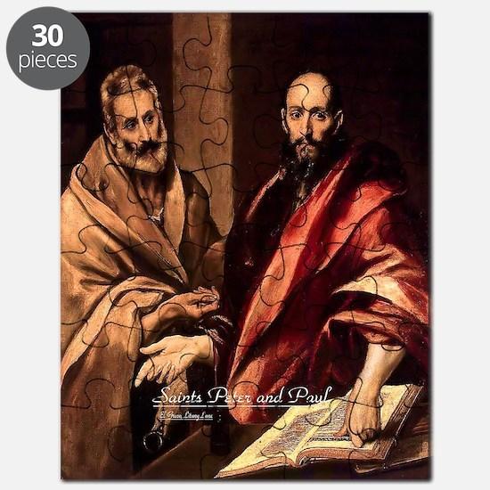 Saints Peter and Paul Puzzle