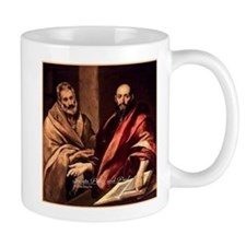 Saints Peter and Paul Mug