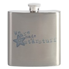 We Are Made Of Star Stuff Flask