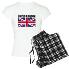 United Kingdom Flag Pajamas