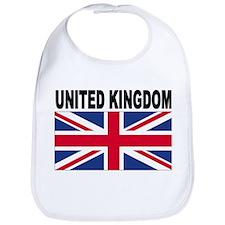 United Kingdom Flag Bib
