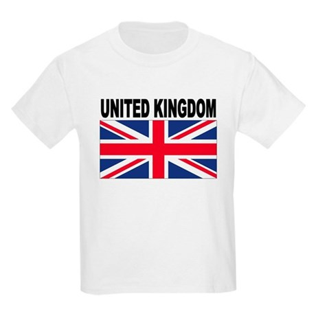 United Kingdom Flag T-Shirt