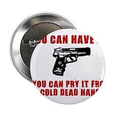 """SECOND AMMENDMENT GUN SHIRT 2.25"""" Button (10 pack)"""