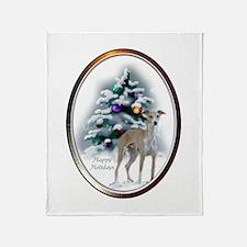 Italian Greyhound Throw Blanket