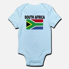 South Africa Flag Body Suit