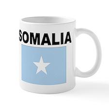 Somalia Flag Small Mug