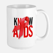 Aids T-Shirts World AIDS Day Mug
