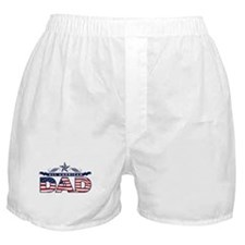 All American Dad Boxer Shorts