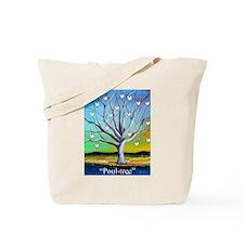 Poul-Tree Tote Bag