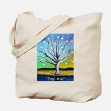 Poul-Tree Tote Bag