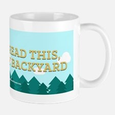 IF YOU CAN READ THIS (Forest) Mug