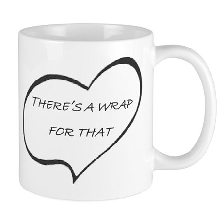 Theres a WRAP for that! Mug