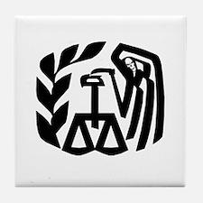 IRS Grim Reaper Tile Coaster