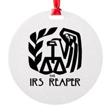 IRS Reaper Ornament