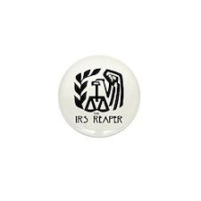 IRS Reaper Mini Button (10 pack)