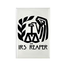 IRS Reaper Rectangle Magnet