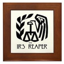IRS Reaper Framed Tile