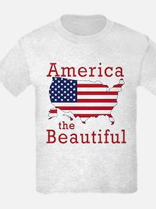 AMERICA the BEAUTIFUL T-Shirt