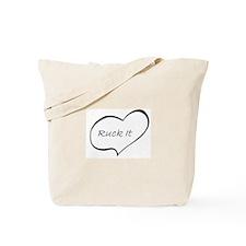 Ruck It Tote Bag