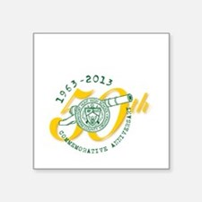 FHHS 50th Reunion Sticker