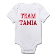 TEAM TAMIA  Infant Creeper