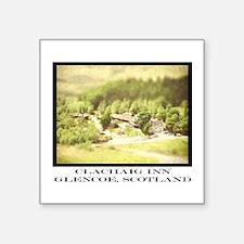 Clachaig Inn; Glencoe, Scotland Sticker