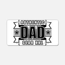 Fathers Day Day XXL Aluminum License Plate