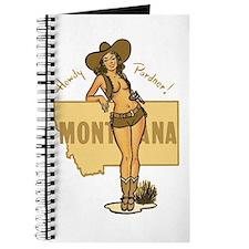Vintage Montana Pinup Journal