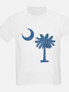 Vintage South Carolina Flag T-Shirt