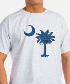 Vintage South Carolina Flag T-Shirt