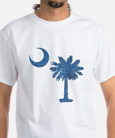 Vintage South Carolina Flag Shirt