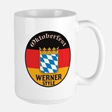 Werner Oktoberfest Mugs
