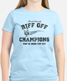 Pitch Perfect Riff Off Champions T-Shirt
