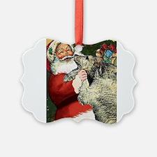 Irish Wolfhound Ornament
