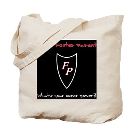 What's your super power? (black) Tote Bag