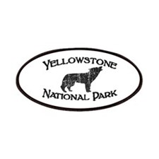 Yellowstone Wolf Patches