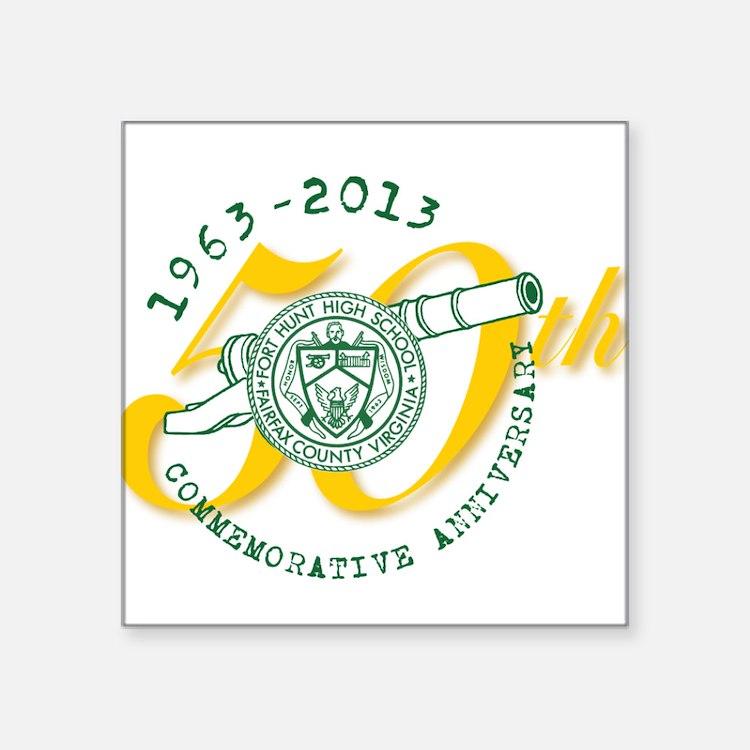 Fort Hunt High School Alumni Committee Sticker