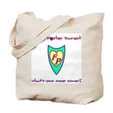 What's your super power (white background) Tote Ba