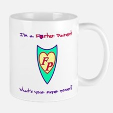 What's your super power (white background) Mug