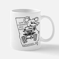 Low Country Mud Rats Jeep Club Mug
