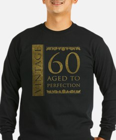 Fancy Vintage 60th Birthday T