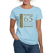 Fancy Vintage 65th Birthday T-Shirt