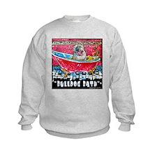 BULLDOG Bath Sweatshirt