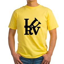 LURV Basic Black T