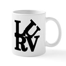 LURV Basic Black Mug