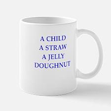 jelly doughnut Mug