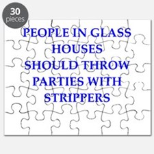 glass houses Puzzle